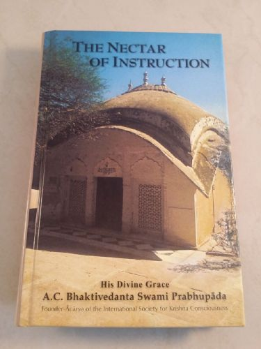 Nectar of Instruction (An Introduction to Bhakti Yoga)